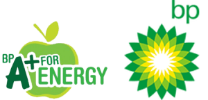 BP A+ for Energy logo