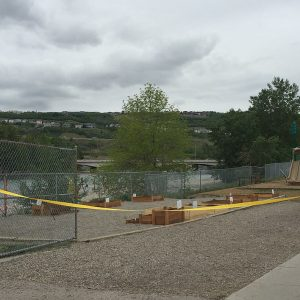 Garden of Possibility - River Valley Scool, Calgary, Canada